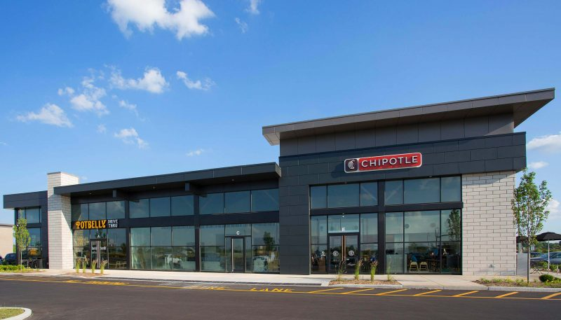 Setting the Stage for Future Design: The Shoppes at Saxony Marketplace